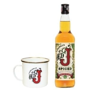 Spiced Rum and Tin Cup