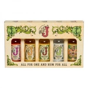 Old J Miniature Gift Pack