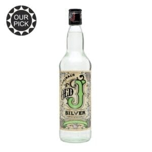 Old J Silver Spiced Rum