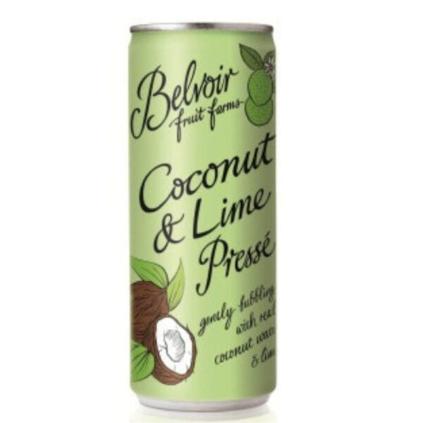 belvoir lime and coconut can
