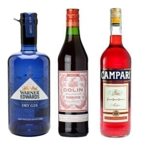 negroni group shot