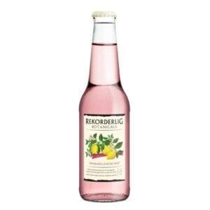 Rekorderlig Botanical Rhubarb, Lemon & Mint