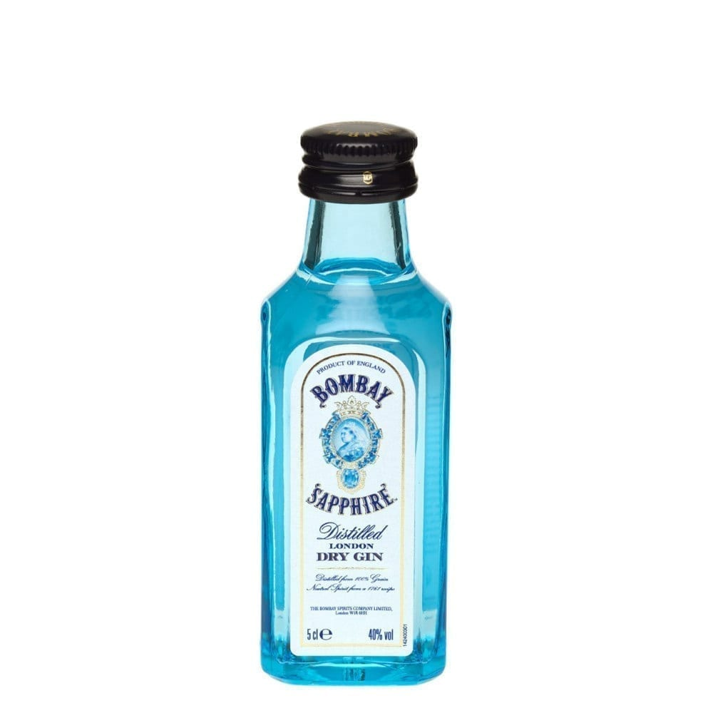 bombay sapphire gin - 5cl