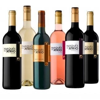 'Taste of Rioja' Mixed Spanish Wine Case - 6 x 75cl