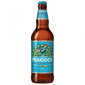 Peacock Apple Cider