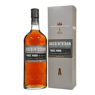 Auchentoshan Three Wood Whisky