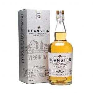Deanston Virgin Oak Whisky