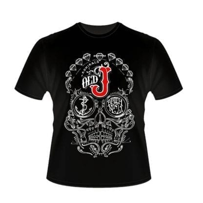 Old J Gold Branded T-Shirt