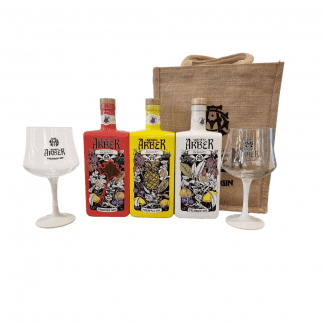 The Arber Gin Bundle, the ideal gin gift for that special someone!